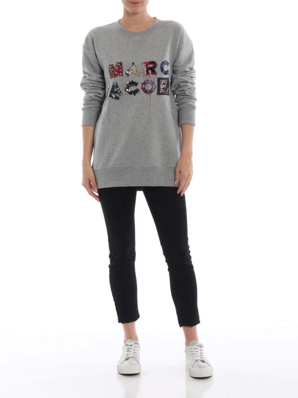 MARC JACOBS: Sweatshirts und Pullover online - Sweatshirt - Grau