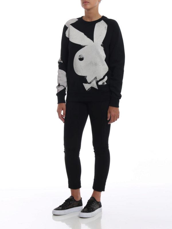 MARC JACOBS: Sweatshirts und Pullover online - Sweatshirt - Schwarz