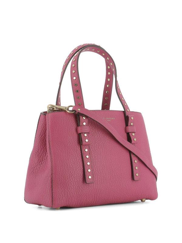 MARC JACOBS: Handtaschen online - Shopper - Pink