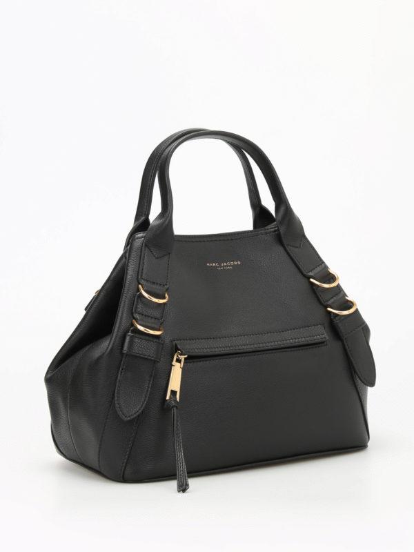 MARC JACOBS: Handtaschen online - Shopper - Schwarz