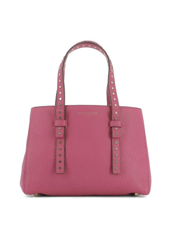 MARC JACOBS: Handtaschen - Shopper - Pink