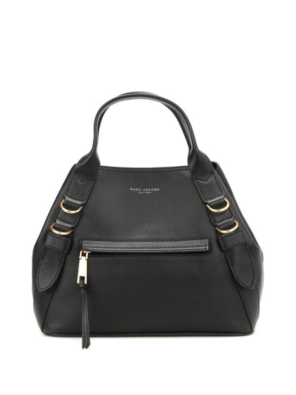MARC JACOBS: Handtaschen - Shopper - Schwarz