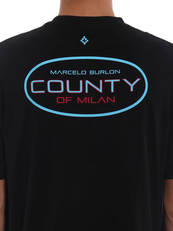 Marcelo Burlon buy online T-Shirt - Schwarz