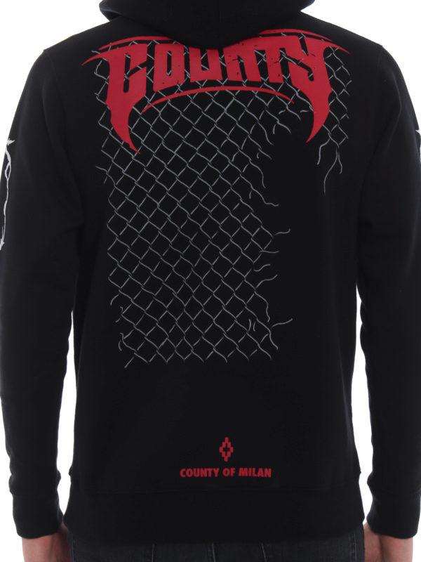 Marcelo Burlon buy online Sweatshirt - Schwarz