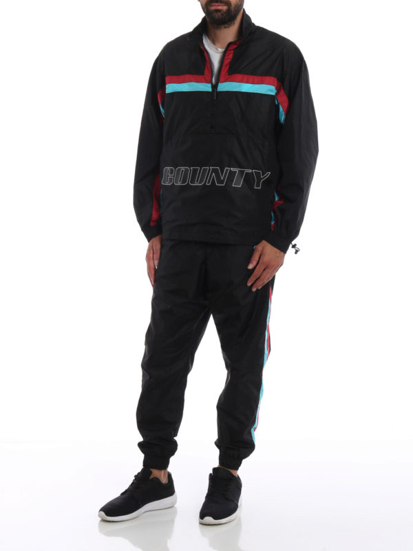 Marcelo Burlon: Traininghosen online - Traininghose - Schwarz