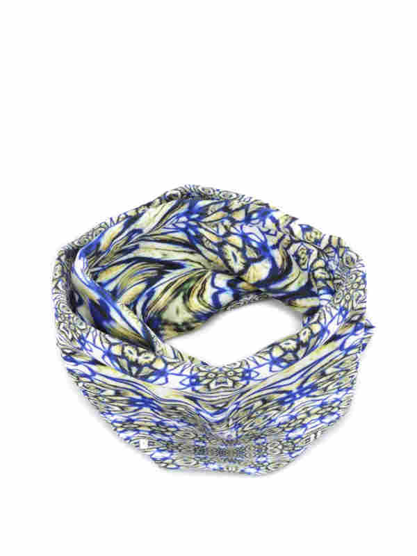 Maria Enrica Nardi: scarves - Lavaredo fleece snood