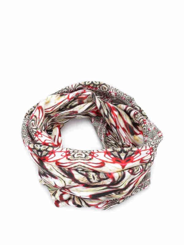 Maria Enrica Nardi: scarves - Lavaredo fleece snood
