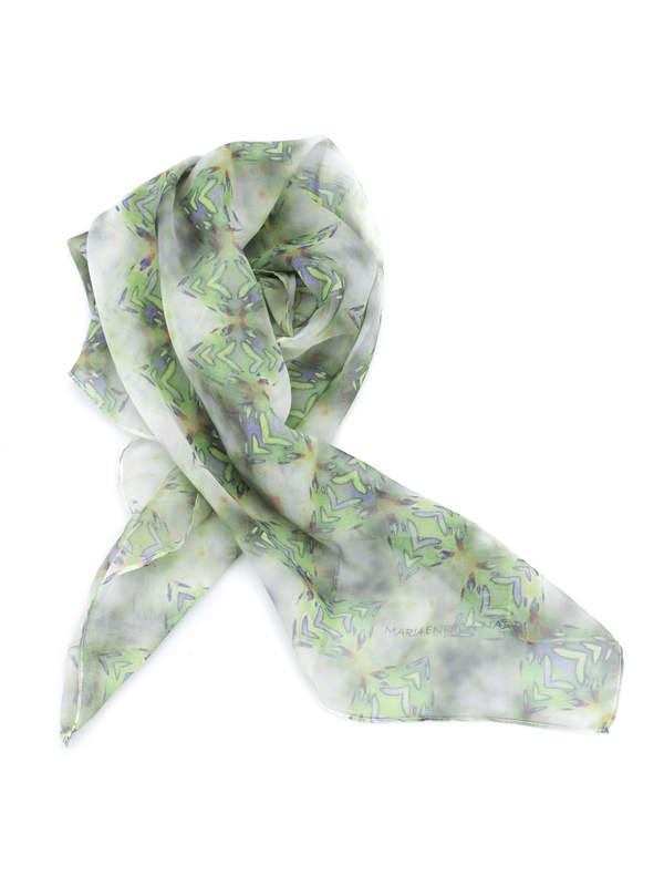 Maria Enrica Nardi: scarves - Nicole silk scarf