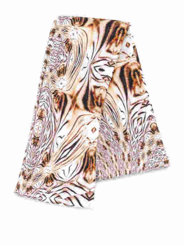 Maria Enrica Nardi: scarves online - Monviso fleece snood