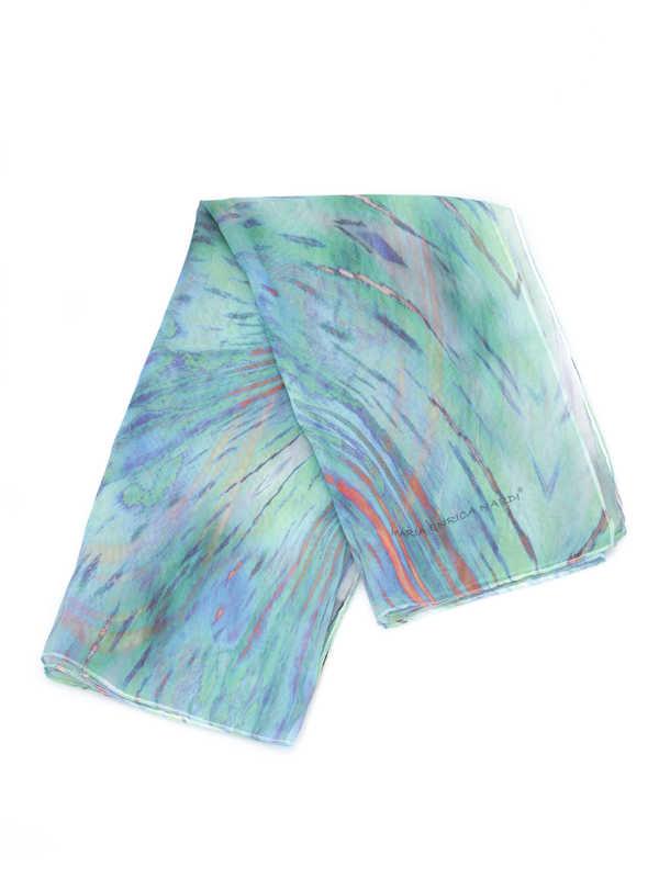 Maria Enrica Nardi: scarves online - Natalia silk scarf