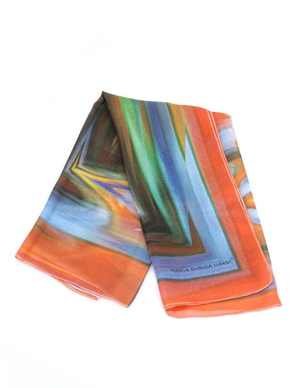 Maria Enrica Nardi: scarves online - Penelope silk scarf