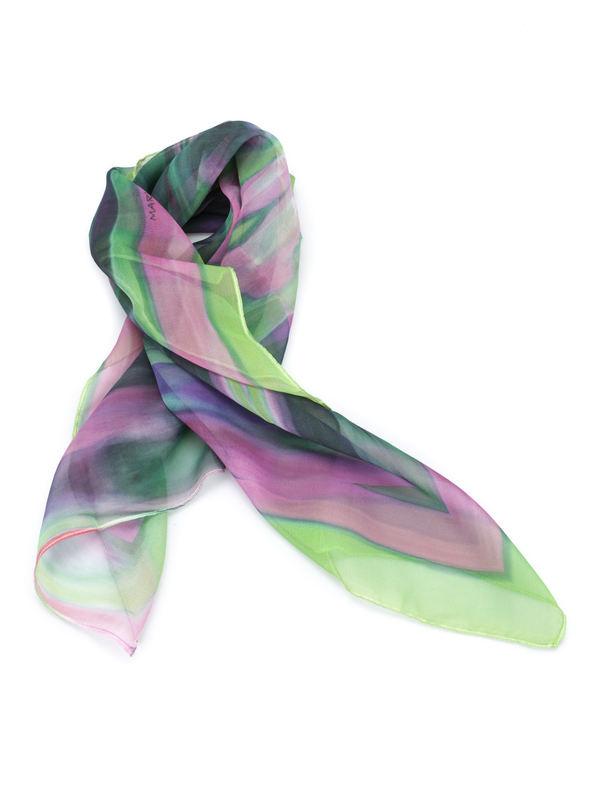 Maria Enrica Nardi: scarves - Penelope silk scarf
