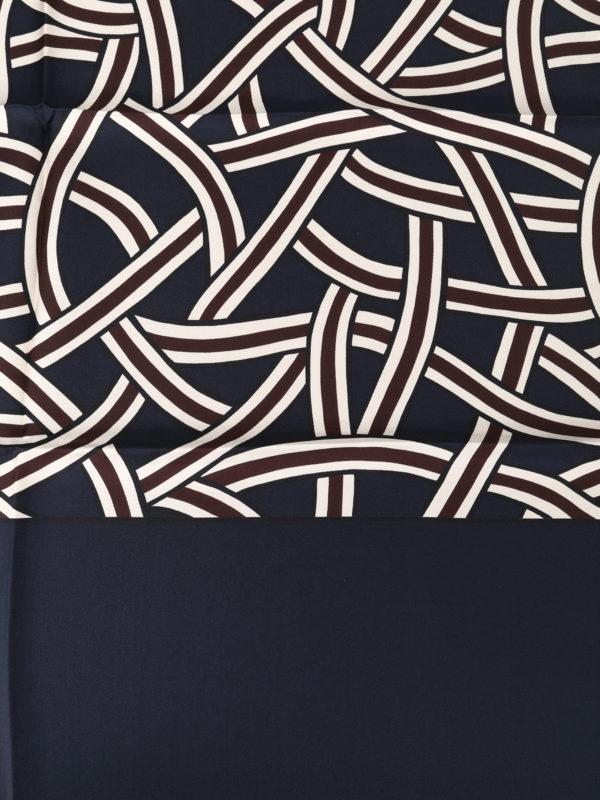 Max Mara: Schals online - Schal - Blau
