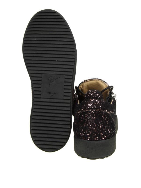 Sneaker - Schwarz shop online: GIUSEPPE ZANOTTI