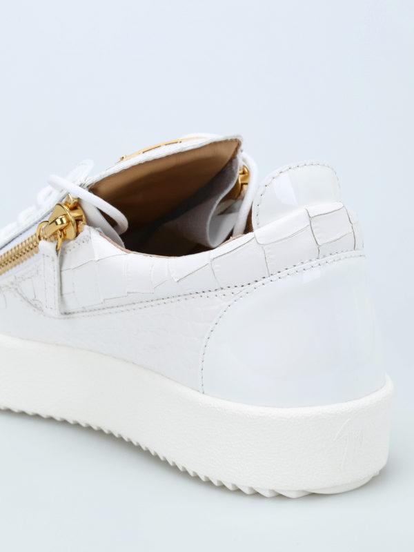 Sneaker - Weiß shop online: GIUSEPPE ZANOTTI