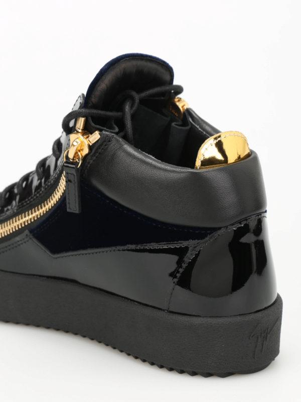 Sneaker - Blau shop online: Giuseppe Zanotti