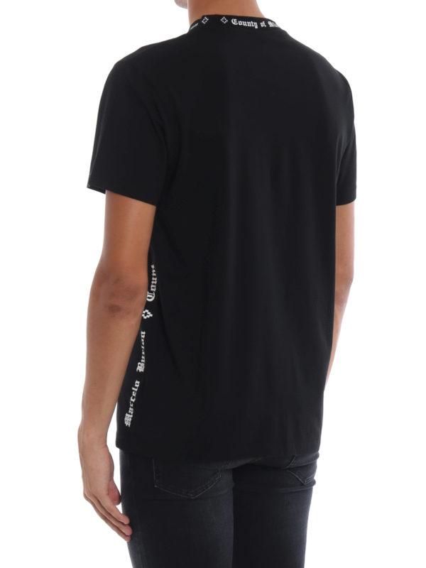 T-Shirt - Schwarz shop online: Marcelo Burlon