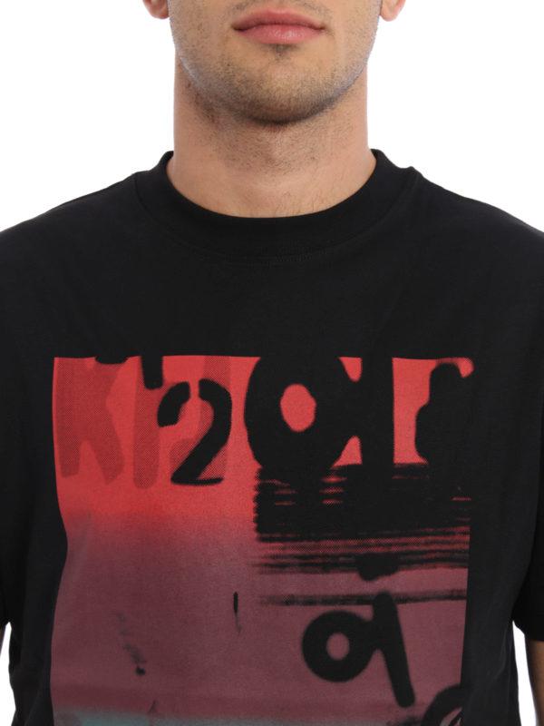 Mcq buy online T-Shirt - Schwarz