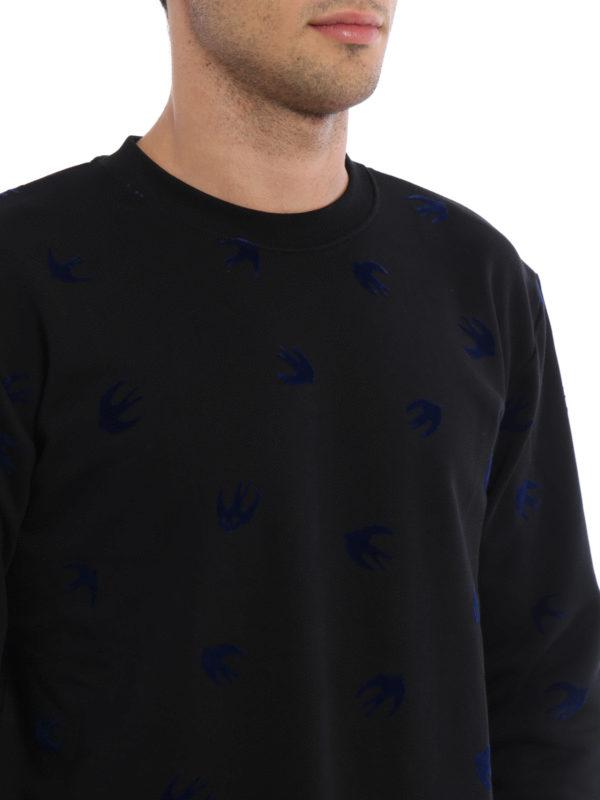 Mcq buy online Sweatshirt - Schwarz