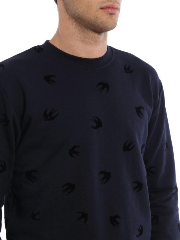 MCQ buy online Sweatshirt - Dunkelblau