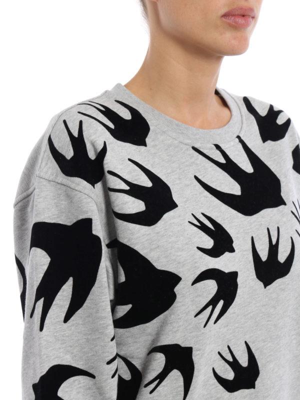 Mcq buy online Sweatshirt - Grau