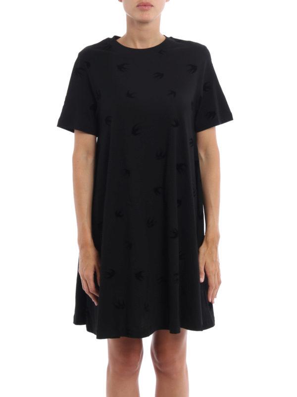 Mcq: Kurze Kleider online - Kurzes Kleid - Schwarz