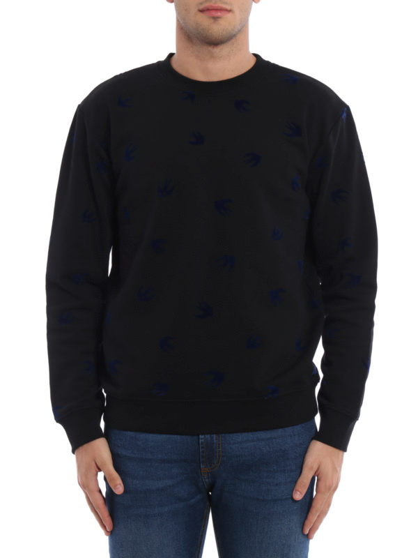 Mcq: Sweatshirts und Pullover online - Sweatshirt - Schwarz