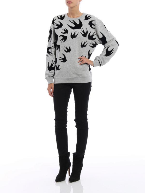 Mcq: Sweatshirts und Pullover online - Sweatshirt - Grau