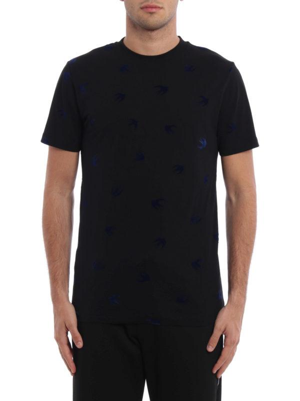 Mcq: T-shirts online - T-Shirt - Schwarz