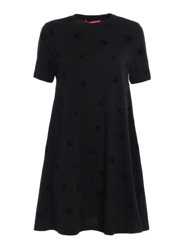 Mcq: Kurze Kleider - Kurzes Kleid - Schwarz