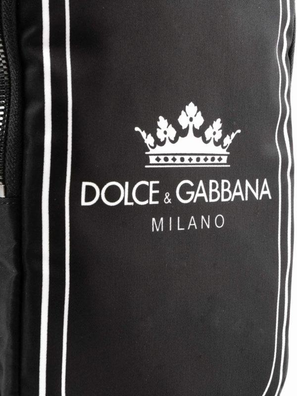Umhängetasche - Schwarz shop online: DOLCE & GABBANA