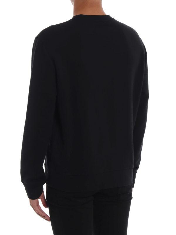 Sweatshirt - Schwarz shop online: VERSACE COLLECTION