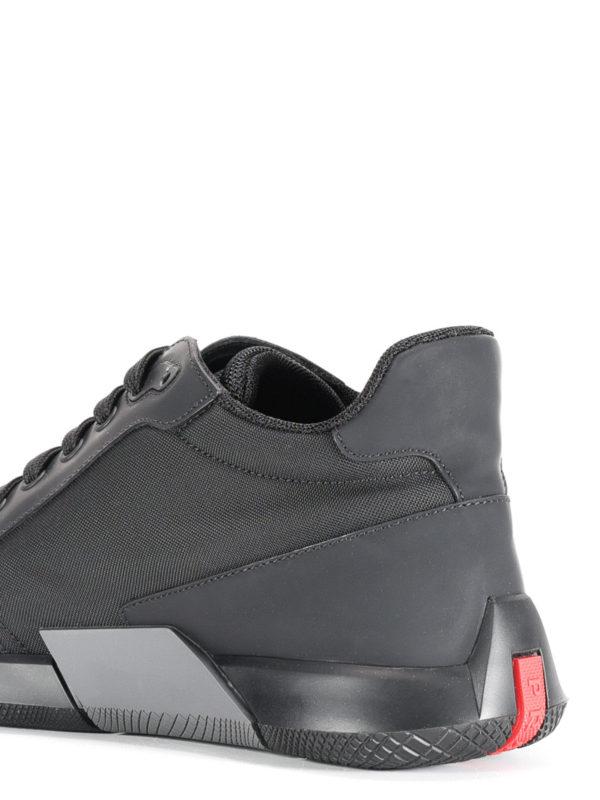 Sneaker - Schwarz shop online: Prada Linea Rossa