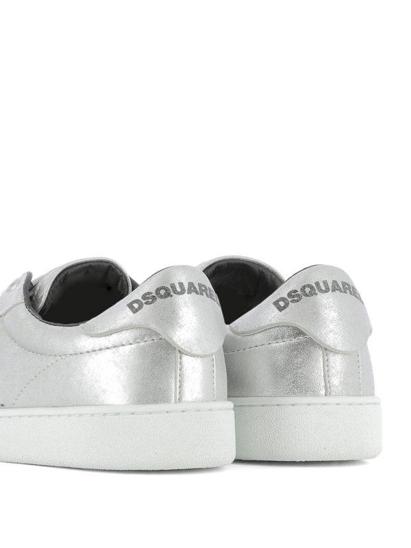 Sneaker - Einfarbig shop online: DSQUARED2