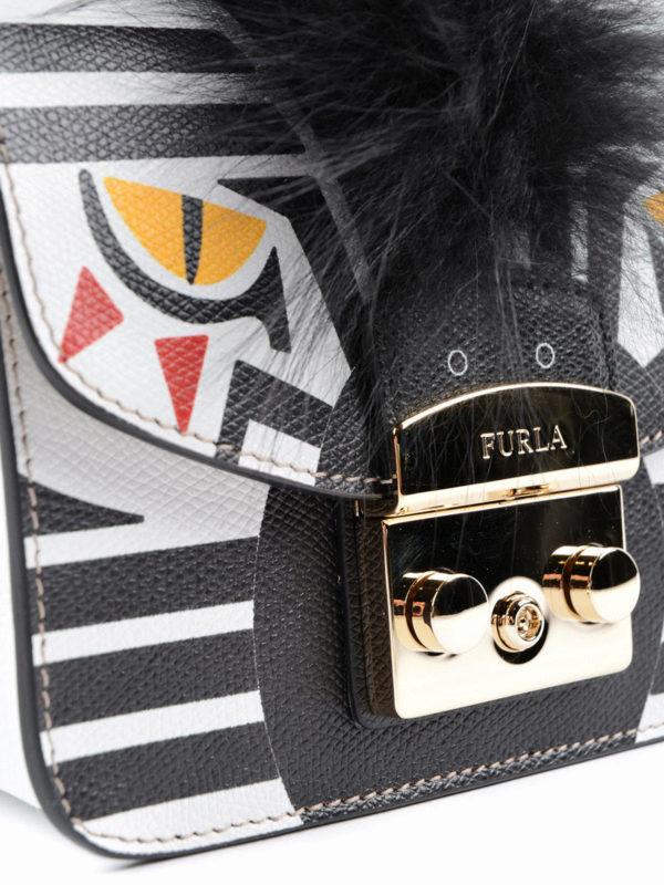 Umhängetasche - Weiß shop online: Furla