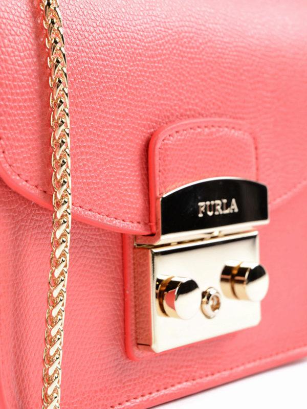 Umhängetasche - Pink shop online: Furla