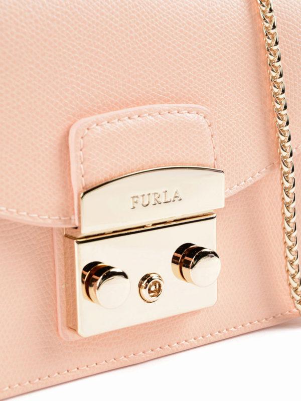 Umhängetasche - Hellrosa shop online: Furla