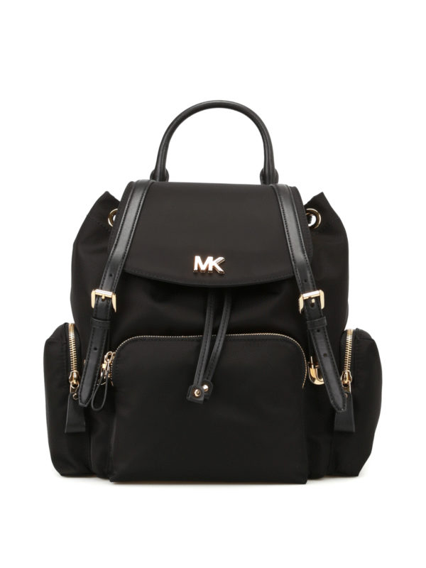 MICHAEL KORS: backpacks - Beacon medium nylon backpack