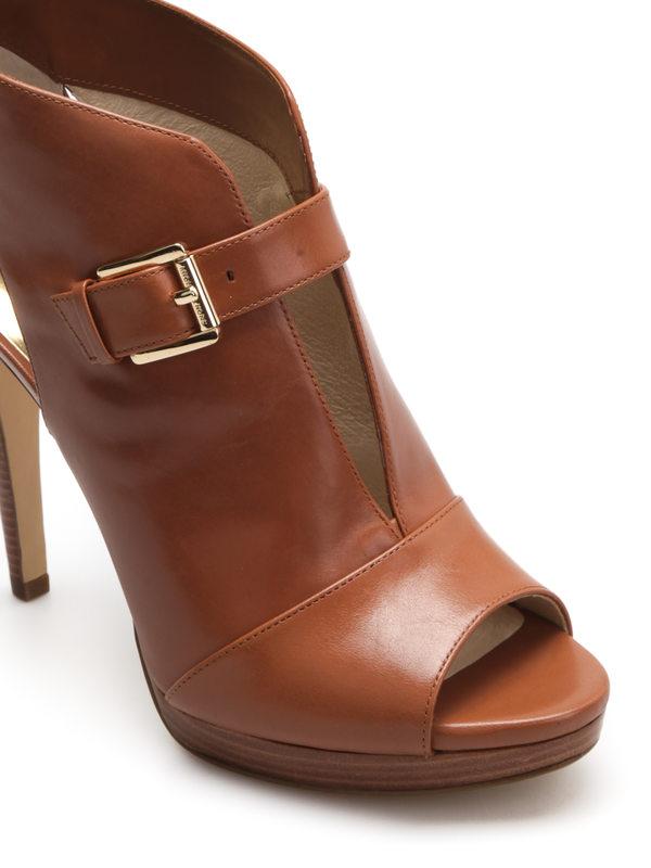 Michael Kors buy online Isabella leather pump