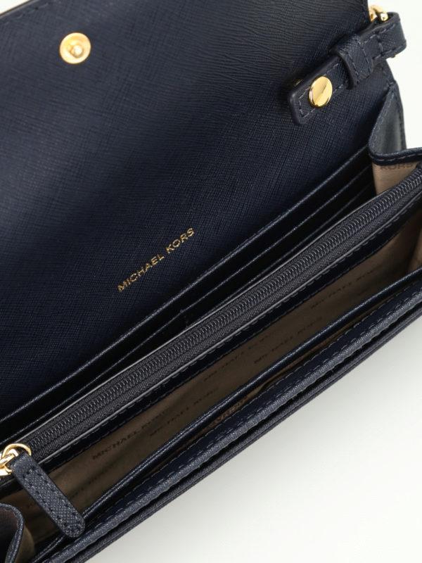 MICHAEL KORS buy online Clutch - Blau
