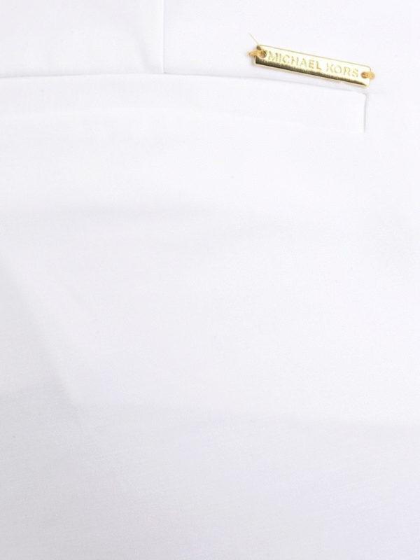 MICHAEL KORS buy online Pantalón Casual - Blanco