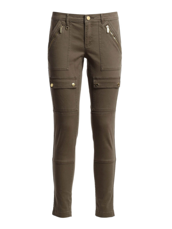 Michael Kors: casual trousers - Cargo trousers