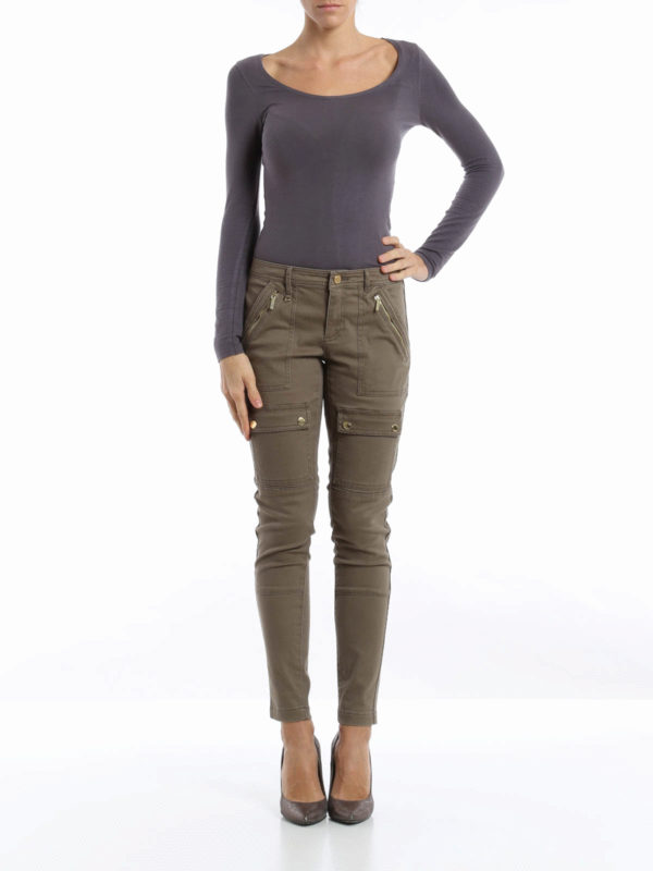 Michael Kors: casual trousers online - Cargo trousers