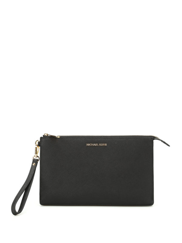 Michael Kors: Clutches - Clutch - Schwarz