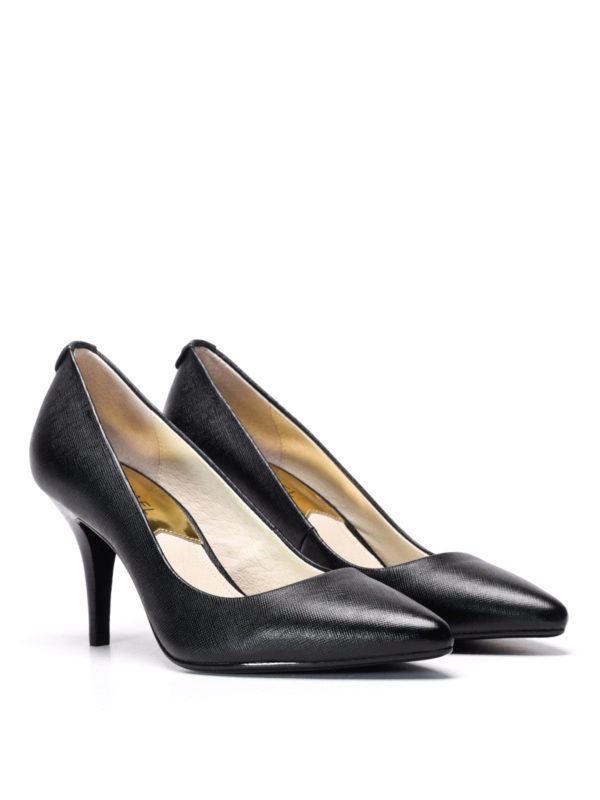 Michael Kors: court shoes online - Flex leather mid pumps
