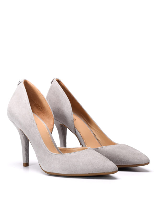 Michael Kors: court shoes online - Nathalie Flex suede pumps