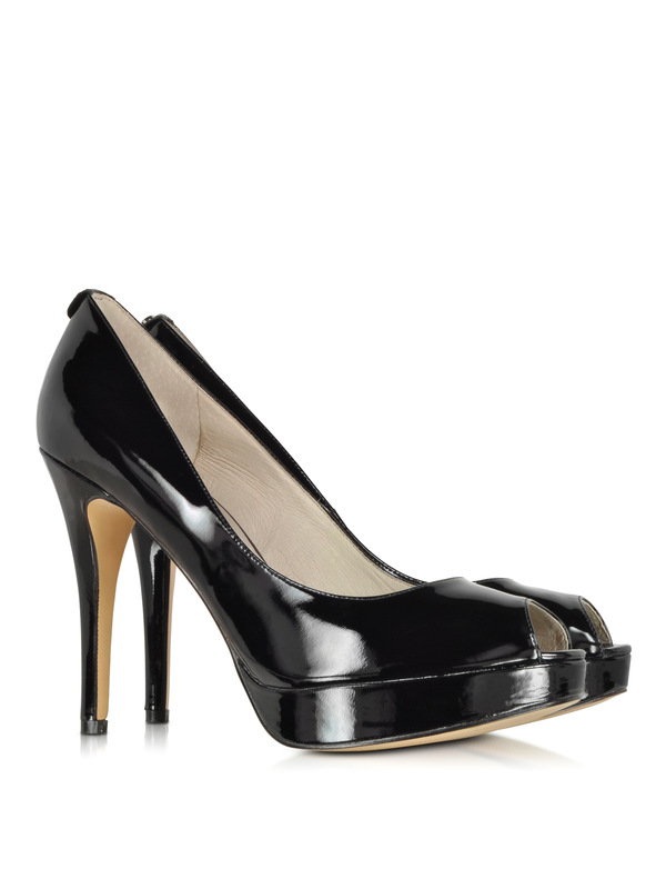 MICHAEL KORS: court shoes - York pumps