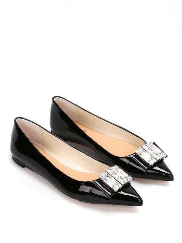 Patent Leather MICHELLE Ballet Flats Spring/summer Michael Kors NQHwWdtVW2