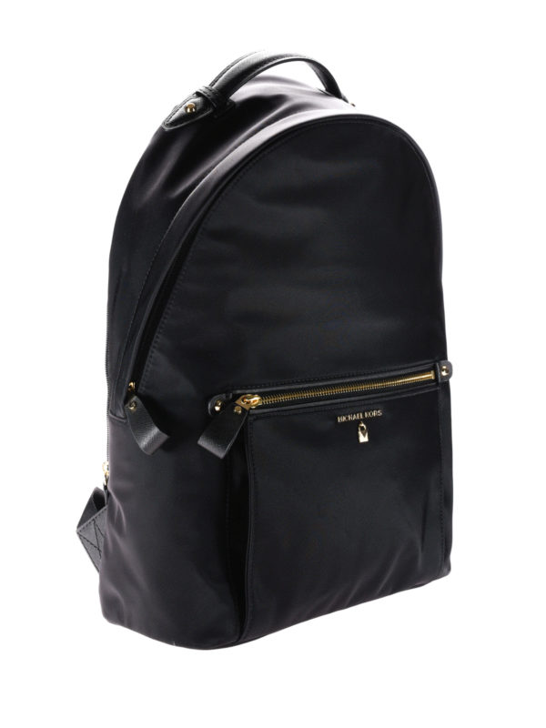 6209a94e3a96 Michael Kors - Kelsey black nylon backpack - کوله پشتی - 30F7GO2B7C 001