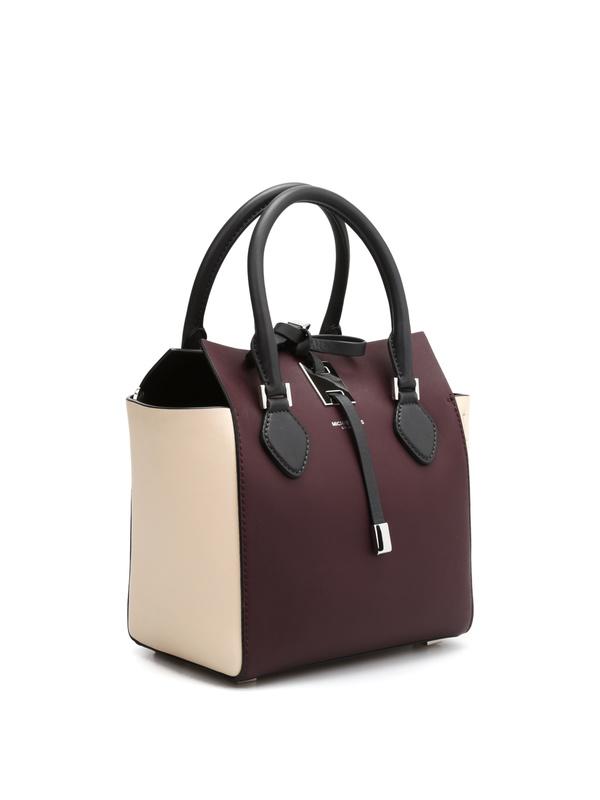 MICHAEL KORS  Handtaschen online - Handtasche Miranda Color Block XS 17565872eb